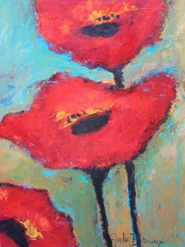Poppies of Red