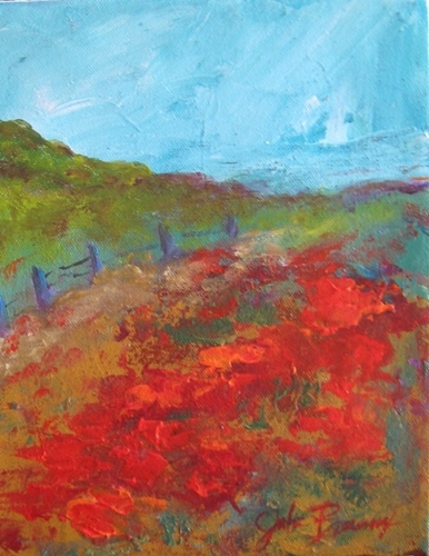 Fields of Reds