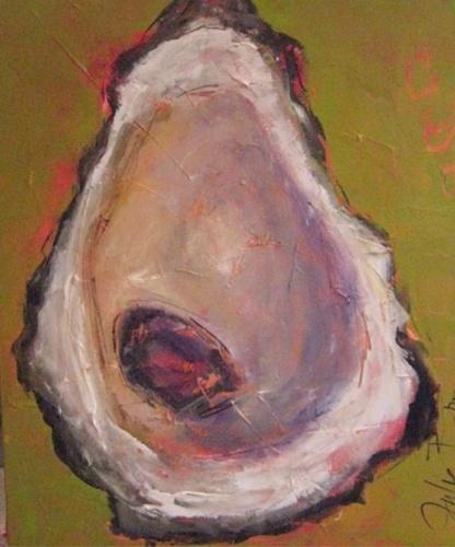 Louisiana Oyster Shell