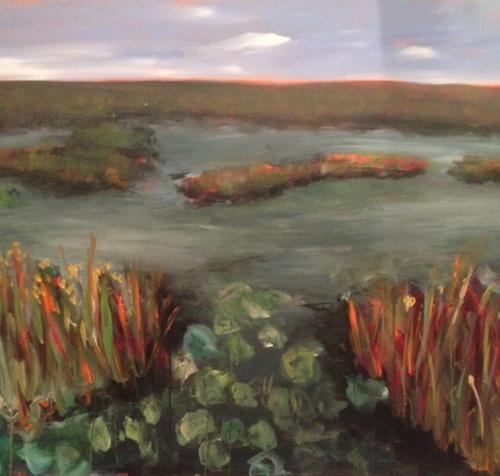 Louisiana Marsh Lands