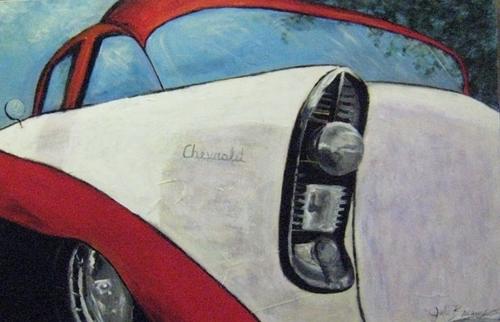 56 Vintage Chevy