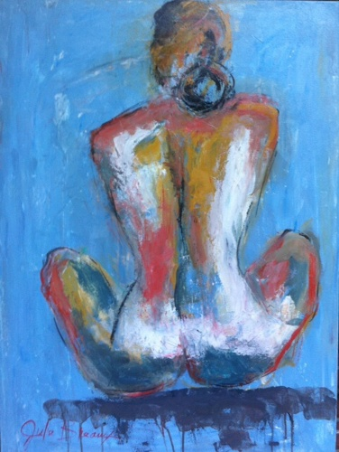 Figurative Girl