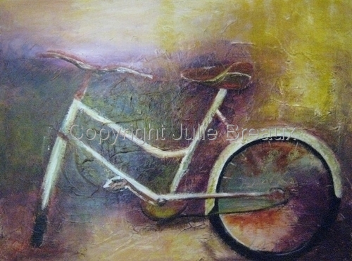 Hannah's Bike