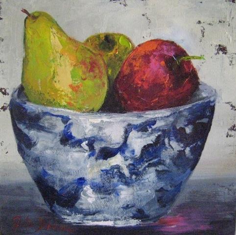 Old Fruit Bowl III