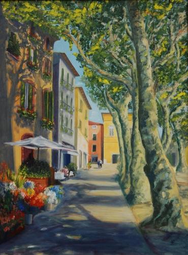 Lucca by Julie Fornaci Fine Art