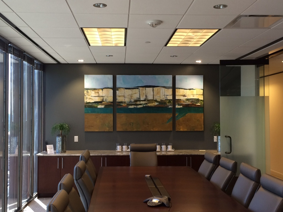 ACC-6th Hole. Law firm conference room. (large view)