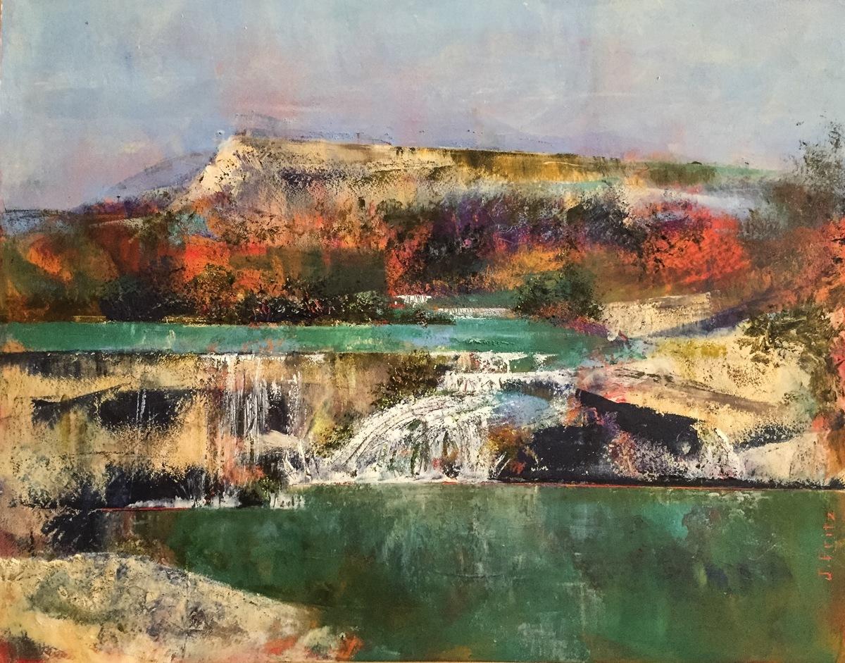 River Run- Dolan Falls (large view)