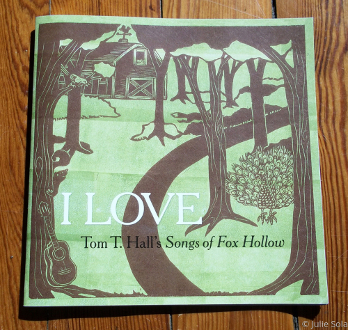 i Love, Songs of Fox Hollow by Tom T. Hall