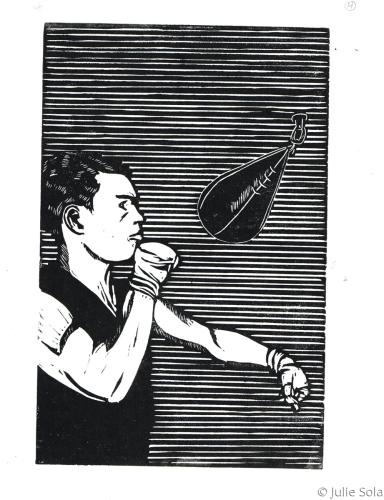 boxer; Kris Kristoferson