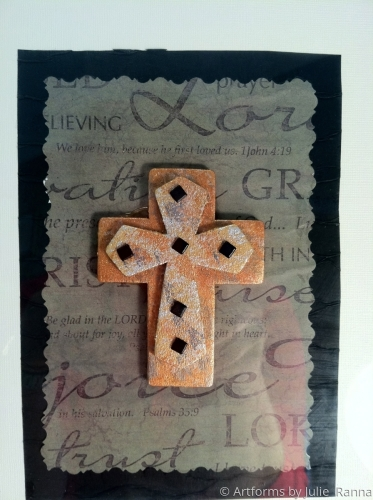 Cross Collage #4 JR322