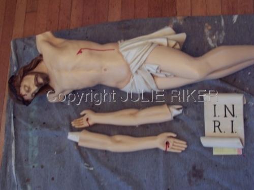 Statuary Restoration/repainting