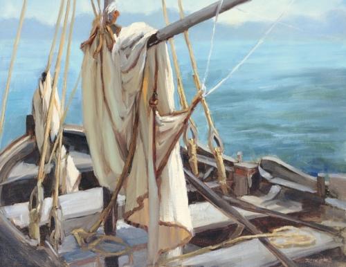 Draped Sail
