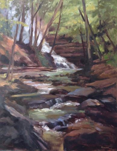 Grimes Glen Falls