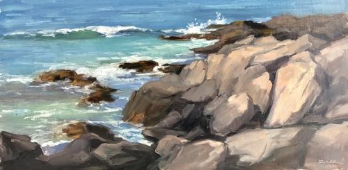 Port Clyde Rocks