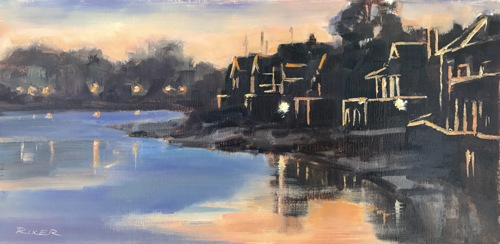 Boathouse Glow