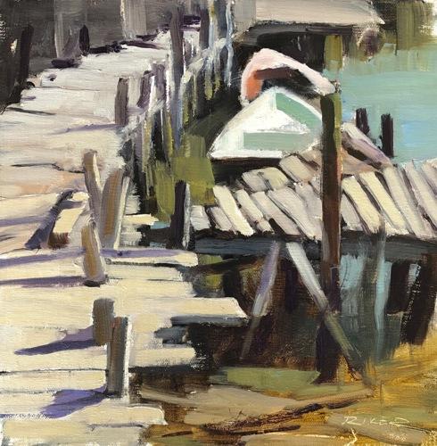 Wonky Dock