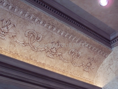 Trompe l'oeil Architectural Details
