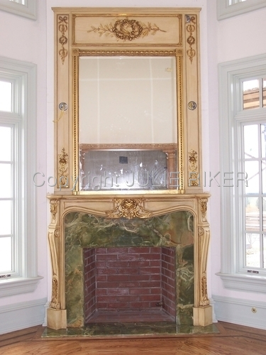 Mantel restoration