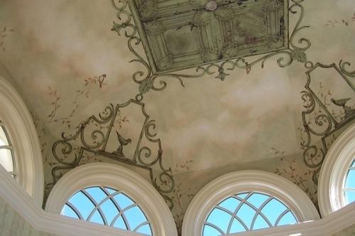 Garden Room Ceiling