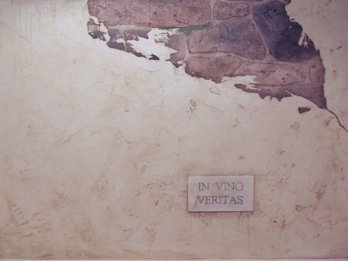 Wine Cellar Wall