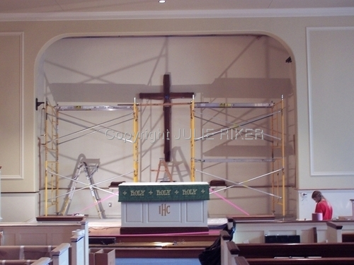 Before - Sharon Lutheran Church - Selinsgrove, PA