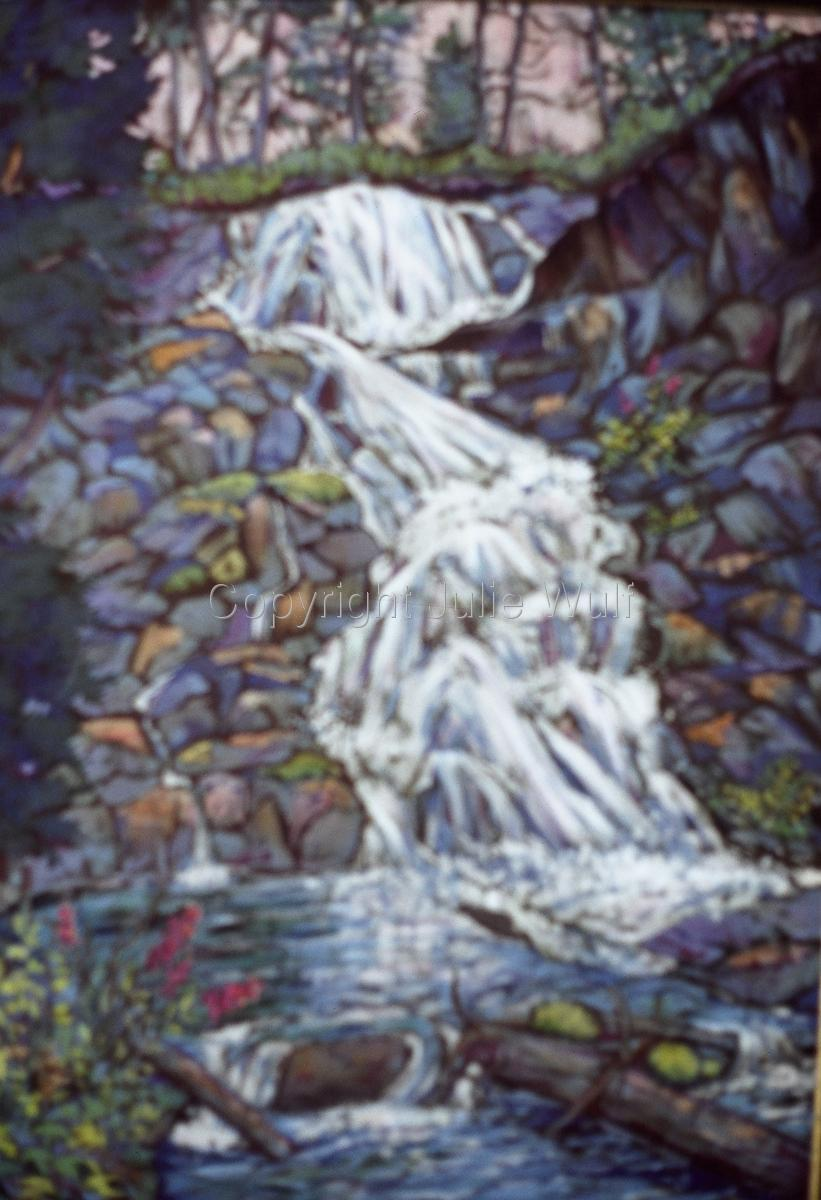 Waterfall by Benchmark (large view)
