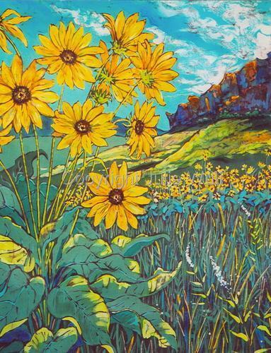 Prairie Spring (large view)