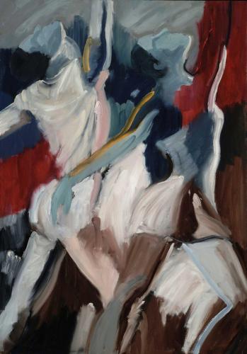 Dancers by June Kellogg