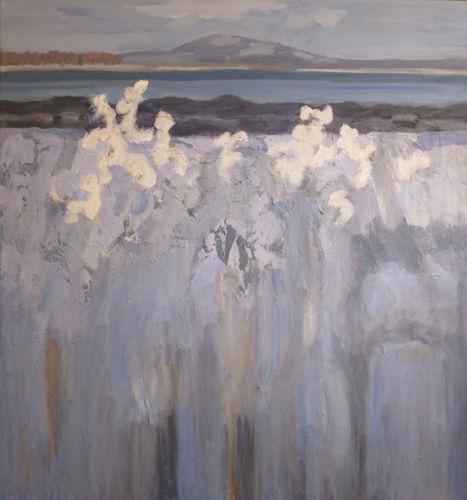 Winter Blue by June Kellogg