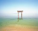 Swimming Shaman, Lake Biwa