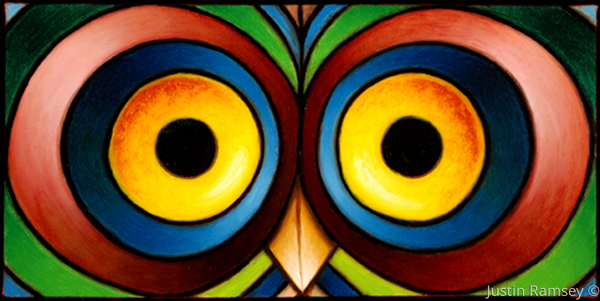 Visionary Owl #2 (large view)