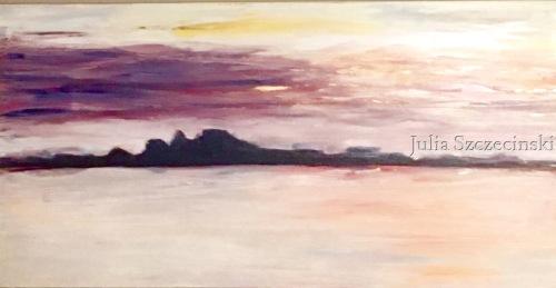 Bermuda Sunrise by Julia Anne Colette Szczecinski