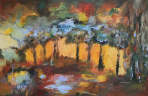 AM WALD by Jutta Rakoniewski