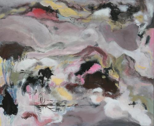 THE BODY THE LANDSCAPE I of IV by Jutta Rakoniewski