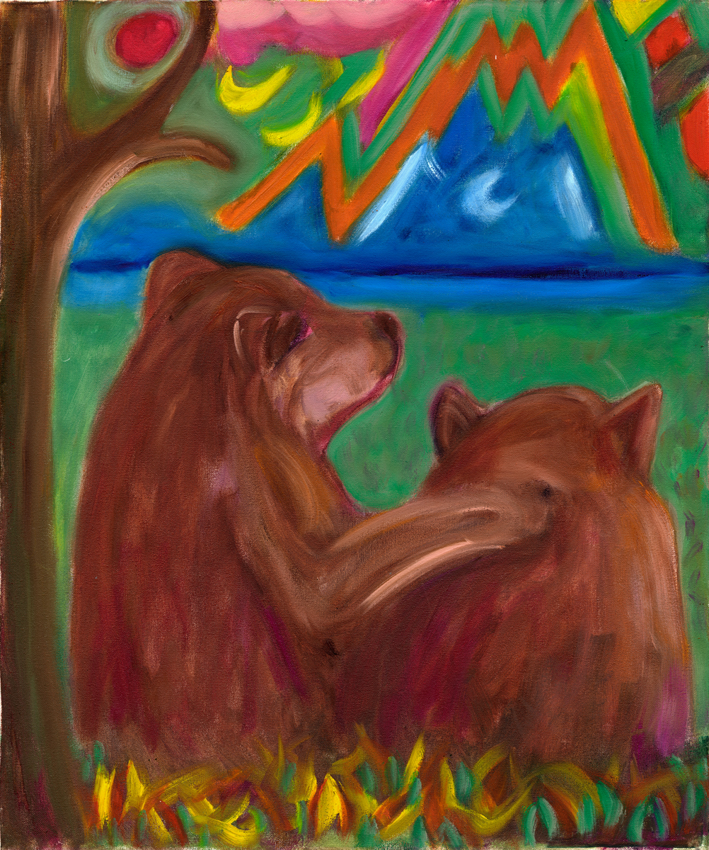 two bears (large view)
