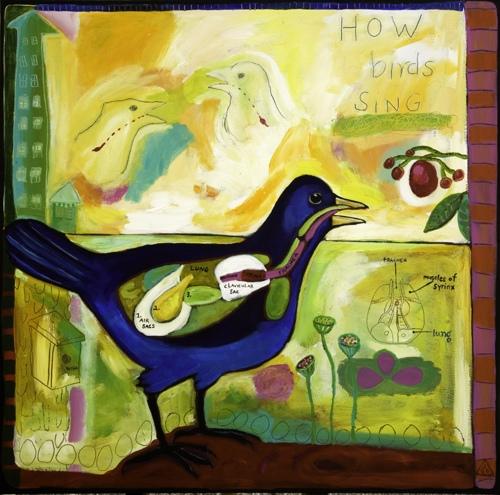 How Birds Sing