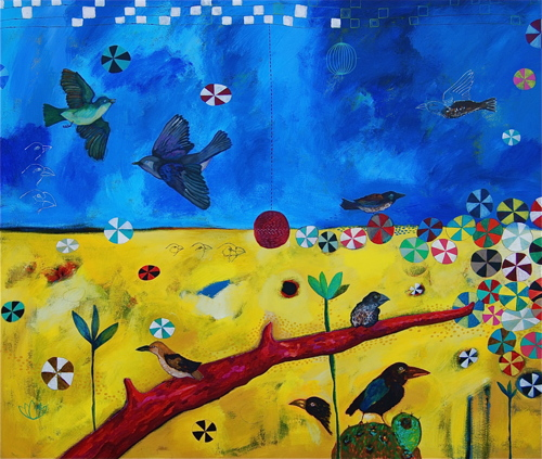 Evolution: Darwin's Finches