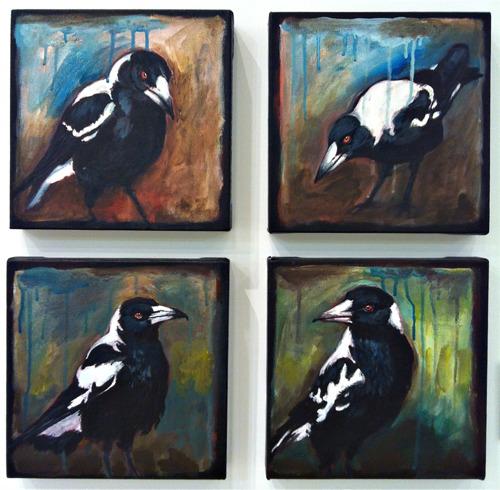 4 Magpies