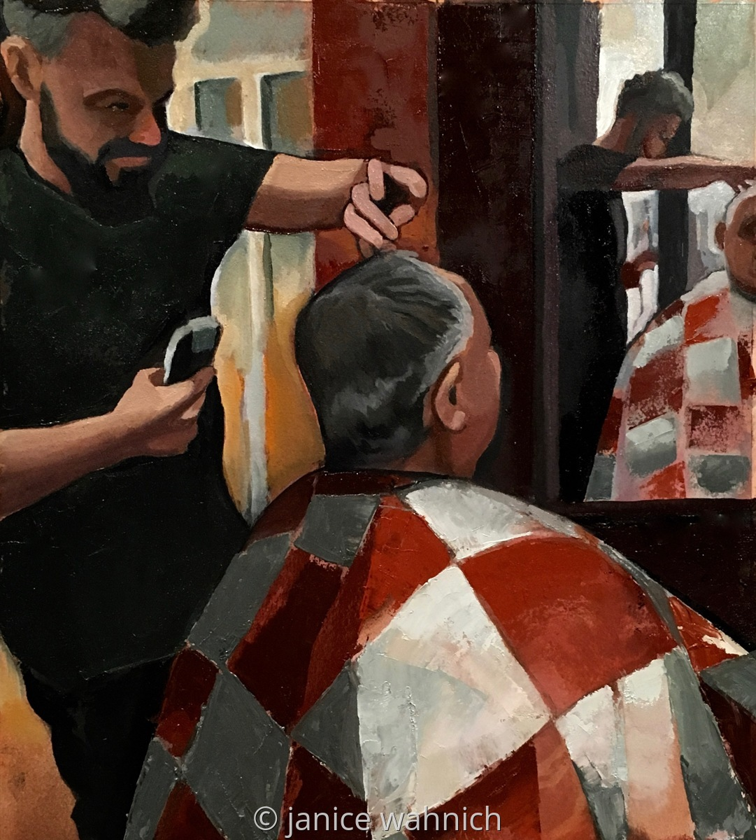 The Barber (large view)