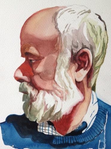 Geoff by janice wahnich