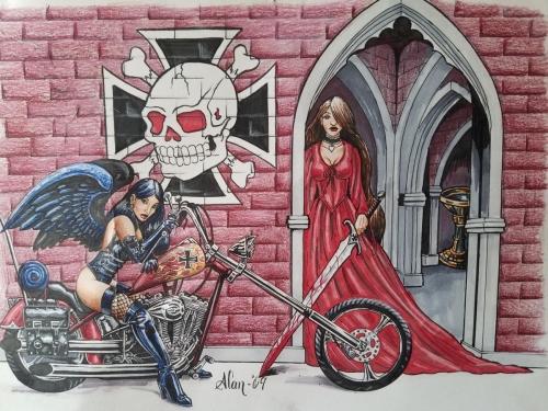 Bike Angels
