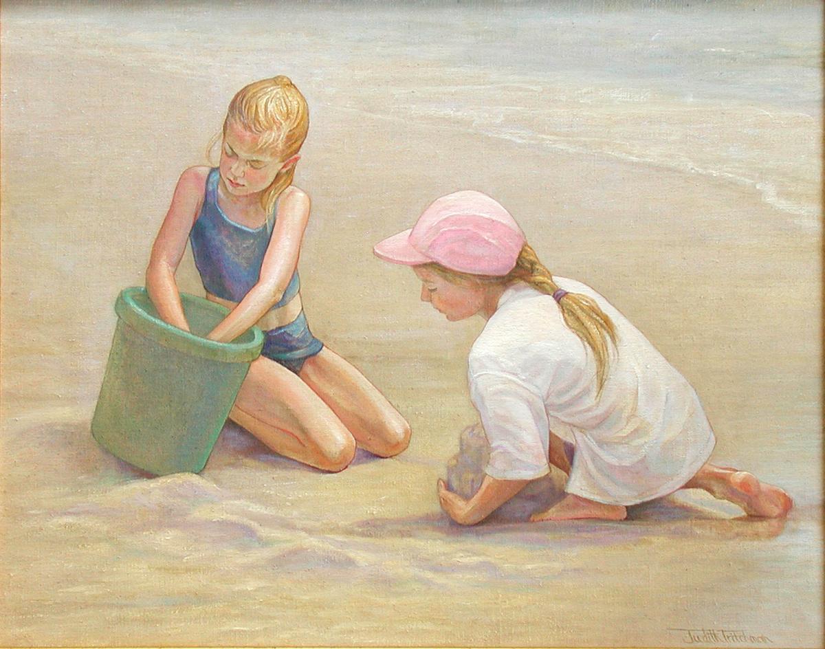 """""""Sandcastle Dreams"""" (large view)"""
