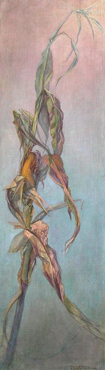 """""""Stalking Corn"""" (large view)"""