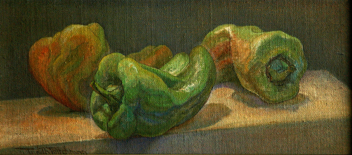 """""""Dance of the Peppers"""" (large view)"""