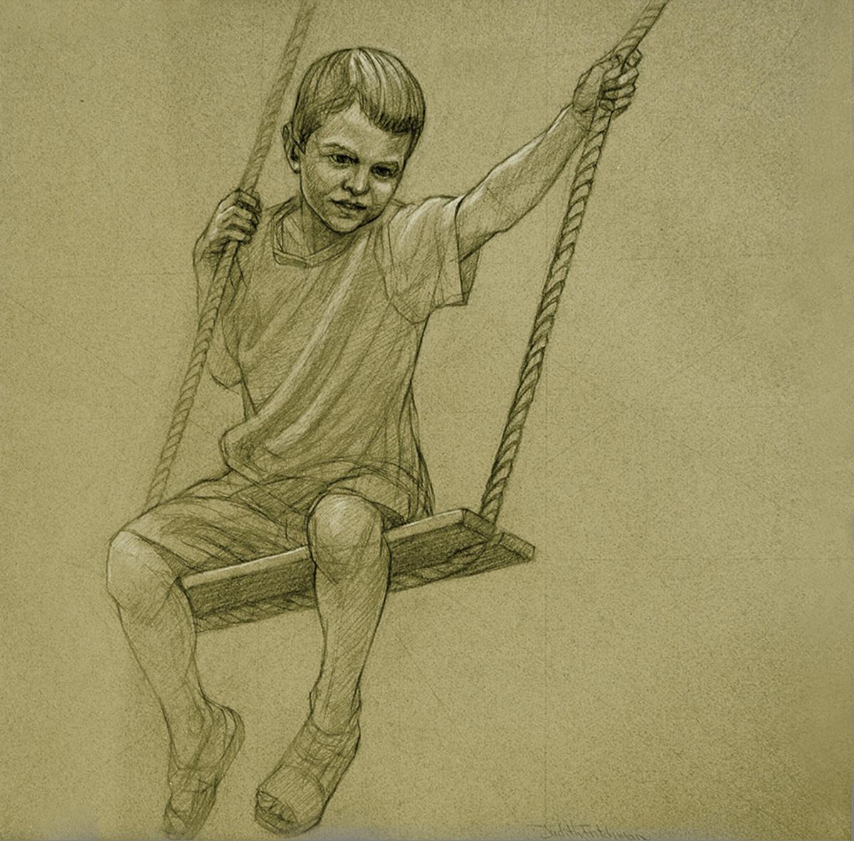 """""""Swing II"""" (large view)"""