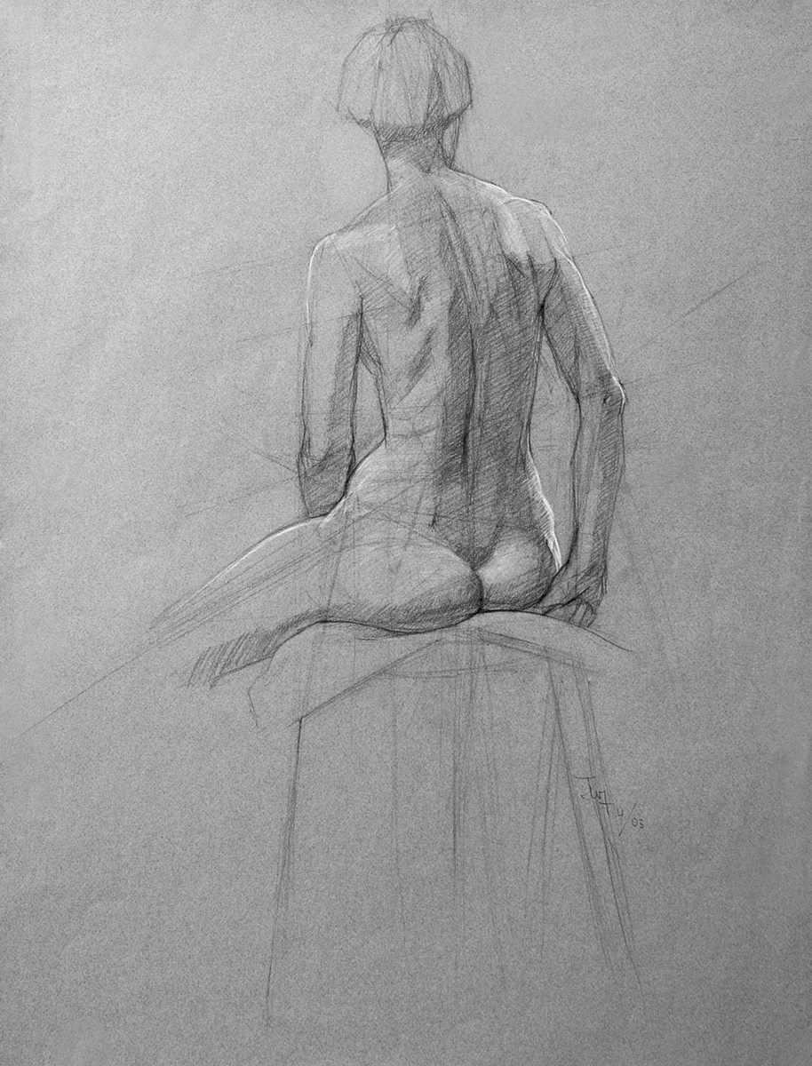 """""""Nude 6"""" (large view)"""