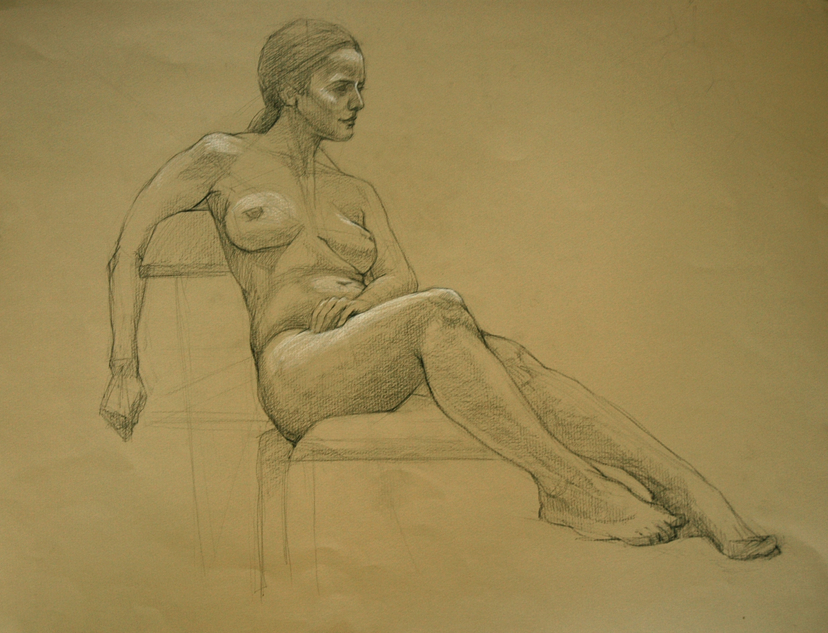 """""""Nude 12"""" (large view)"""