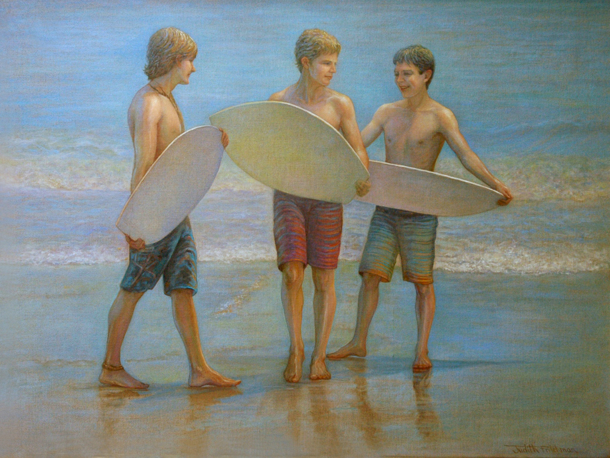 """The Boys of Summer"" (large view)"