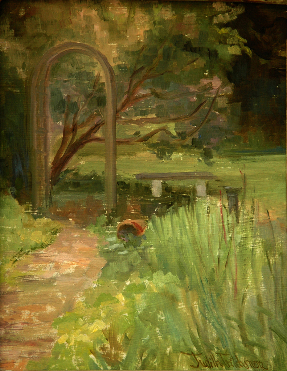 """""""Garden I"""" (large view)"""