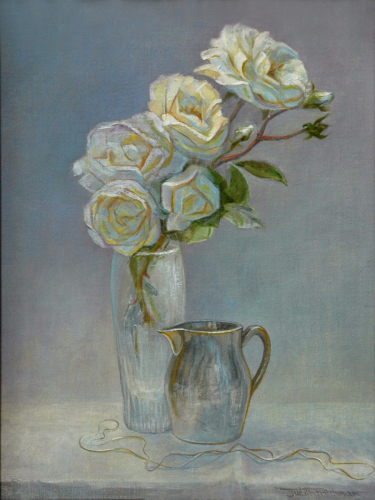 """""""Silver and Gold"""" by Judith  Fritchman"""